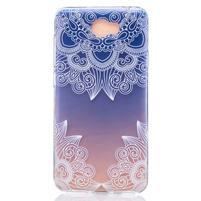 Emboss gelový obal na mobil Huawei Y5 II - lotus