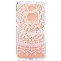 Emboss gelový obal na mobil Huawei Y5 II - mandala