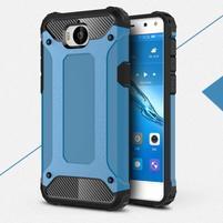 Armory odolný obal na Huawei Y6 (2017) - modrý