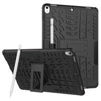 Outdoor odolný obal se stojánkem na iPad Pro 10.5 - černý