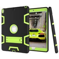 Kickdefend odolný obal na iPad Pro 10.5 - čierny/zelený