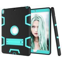 Kickdefend odolný obal na iPad Pro 10.5 - černý/ cyan