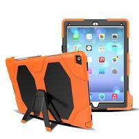 Extreme odolný obal se stojánkem na iPad Pro 12.9 - oranžový