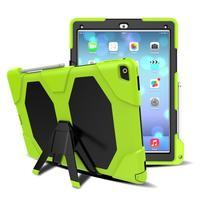 Extreme odolný obal se stojánkem na iPad Pro 12.9 - zelený