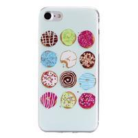 Ultratenký gelový obal na iPhone 8 a iPhone 7 - dobrůtky