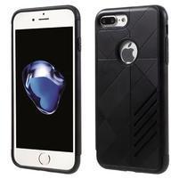 Armory odolný obal na mobil iPhone 8 Plus a iPhone 7 Plus - černý