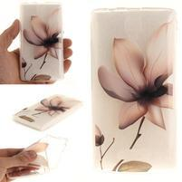 Printy gelový obal na mobil Lenovo A2010 - květ