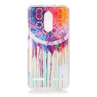 Colory gelový obal na mobil Lenovo K6 - dream