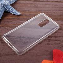 Průhledný obal na mobil Lenovo K6 Note