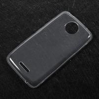 Transparentní gelový obal na Lenovo Moto C