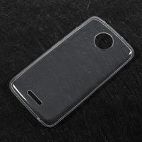 Transparentní gelový obal na Lenovo Moto C Plus