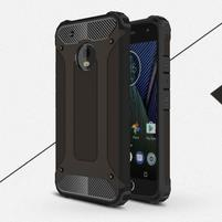 Armory odolný obal na mobil Lenovo Moto G5 Plus - černý
