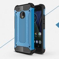 Armory odolný obal na mobil Lenovo Moto G5 Plus - modrý
