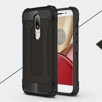 Armory gelový obal na mobil Lenovo Moto M - černý