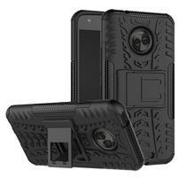 Outdoor odolný obal na Lenovo Moto X4 - černý