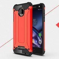 Guardy odolný obal na mobil Lenovo Moto Z - červený