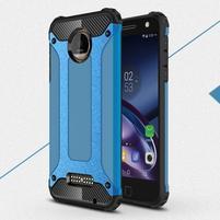 Guardy odolný obal na mobil Lenovo Moto Z - modrý