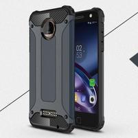 Guardy odolný obal na mobil Lenovo Moto Z - šedomodrý