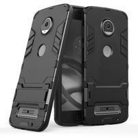 Defender odolný obal na Lenovo Moto Z2 Play - černý