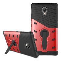 Guard odolný obal 2v1 na mobil Lenovo P2 - červený