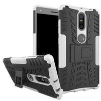 Outdoor odolný obal na mobil Lenovo Phab 2 Plus - bílý