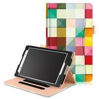 Emotive zapínací pouzdro na Lenovo Tab 4 8 - triangle