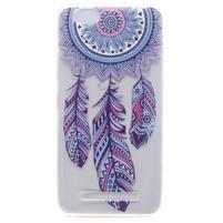 Softy gelový obal na mobil Lenovo Vibe C A2020 - lapač snů