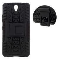 Outdoor odolný obal na mobil Lenovo Vibe S1 - černý