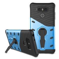 Defender odolný obal na mobil LG G6 - modrý