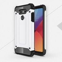 Armory odolný obal na mobil LG G6 - bílý