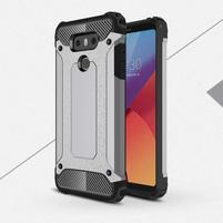 Armory odolný obal na mobil LG G6 - šedý