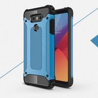 Armory odolný obal na mobil LG G6 - modrý