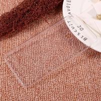 Ultratenký gelový obal na mobil LG G6 - průhledný