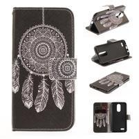 Niceses peněženkové pouzdro na mobil LG K4 (2017) - lapač snů