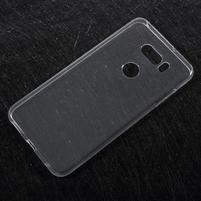 Transparentní gelový obal na LG V30