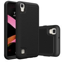 GT hybridní odolný obal na mobil LG X Style - černý