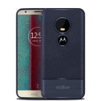 Litch odolný gelový kryt pro Motorola Moto E5 Play - tmavěmodrý