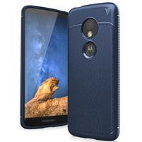 IVS odolný gelový obal na mobil Motorola Moto G6 Play - tmavěmodrý