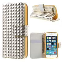 Cool Style pouzdro na iPhone 5 a iPhone 5s - champagne