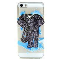 Fun gelový obal na iPhone 5s a iPhone 5 - slon