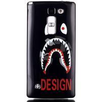 Soft gelové pouzdro na LG G4c - monster
