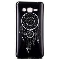 Jelly gelový obal na mobil Samsung Galaxy Grand Prime - snění