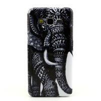 Gelový kryt na Samsung Grand Prime - slon