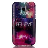 Gelový obal na mobil Samsung Galaxy J5 - love