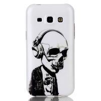 Gelový obal na mobil Samsung Galaxy J5 - stařík