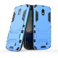 Defender odolný obal na mobil Nokia 1 - modrý