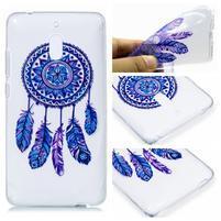Patt silikonový kryt na mobil Nokia 2.1 - modrý lapač snů