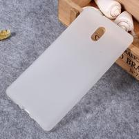 Matný gelový obal na Nokia 3 - transparentní