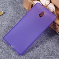 Matný gelový obal na Nokia 3 - fialový
