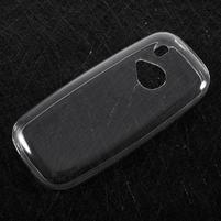 Ultraslim gelový obal na Nokia 3310 (2017) - transparentní